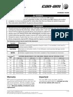 Manual de almacenaje de outlander max