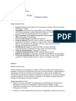 Tecnologia Em Analise e Desenvolvimento de Sistemas