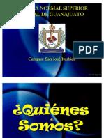 Escuela Normal Superior Oficial de Guanajuato. Campus San José Iturbide