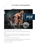 Autoregulation_The Definitive Guide To
