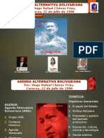 Agenda Alternativa Bolivariana 1996