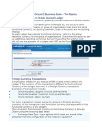 Foreign Currency in Oracle EBSUITE