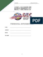 Basic English IV GEC 2016 (1)