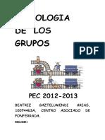 PEC PSICOLOGIA de GRUPOS Beatriz Gaztelumendi Arias - Copia