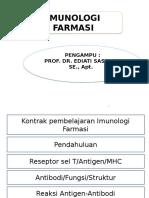 Imunology dalam Farmasi