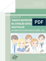 Manual Terapia Nutricional Atencao Especializada