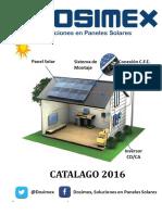 Catalogo Dosimex 2016