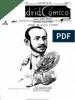 Madrid Cómico. 16-4-1887