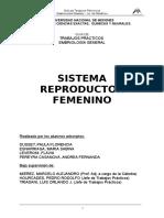 Guía de Sistema Reproductor Femenino -2014