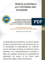 10 Dependencia Economica Interna y Externa.