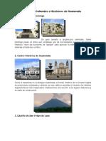 Centros Culturales e Históricos de Guatemala