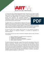 Comunicacion  de Protocolo HART