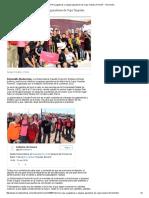 13-03-16 Premia CPA a jugadoras y equipos ganadores de Copa 'Impulso Femenil'. -Uniradio