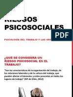 Ayudantia riesgos psicosociales