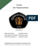Tugas Sistran (Transportasi Cepat Masal)