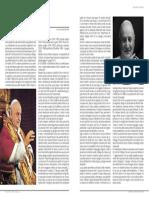 San Giovanni XXIII.  (Voce di Seriate 04.2014)