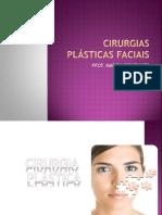 Cirurgias Plásticas Faciais-Aula