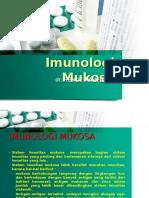 Respon Imun Mukosal