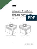 18 Eb23d1 1 Es.pdfmodelo Check Listy Trane