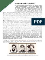1898 Gatton Murders