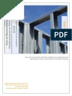 Guía de Mantenimiento Para Construcciones en Steel Framing