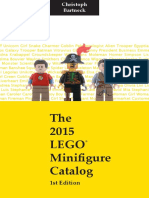 The 2015 LEGO Minifigure Catalog