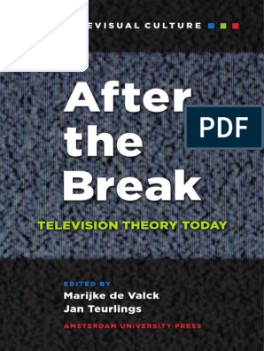 After The Break Television Theory Today