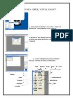 Pasos Para Abrir Visual Basic