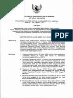 Permen-esdm-04-2007 Perubahan Permen No1-2006 Ttg Pembelian Dan Sewa Jaringan Listrik Utk Umum