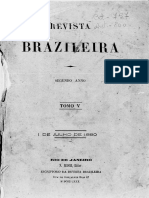 A Revista Brazsdileira, 1880, t. 5