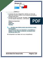 Actividad de Desarrollo Pag 120