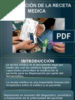 La receta medica como documento medio legal