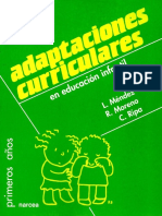 Libro de Adapt. Curriculares