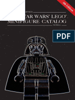 The Star Wars LEGO Minifigure Catalog 5th Edition