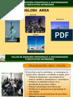 MIRIAM SHEEN CUBA - CAPACITADOR ESPECIALISTA- PRONAFCAP- EL AREA DE INGLES - MINISTERIO DE EDUCACION 2009