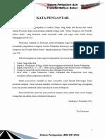 Sistem Pengisian Dan Transfer Bahan Baka
