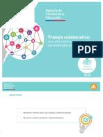 Taller Trabajo Colaborativo Alternativa Para Construir Aprendizajes Significativos