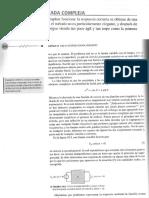 Transformacion fasorial y aplicacion de funciones.