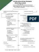 Evaluaciones Pfrh 1 Bim