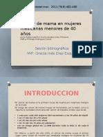 Cáncer de mama en mujeres mexicanas menores de 40 años presentacion.pptx