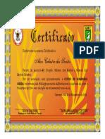 Certificado BM