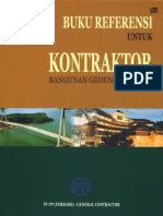 Buku Referensi Untk Kontraktor