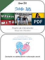 Projeto de Intervencao Ais 01 - Grupo Adolfo Lutz
