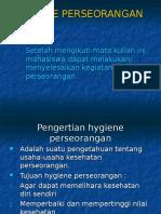 Hygiene Perseorangan