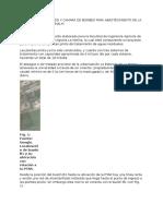 Red de Alcantarillado y Camara de Bombeo Para Abastecimiento de La p