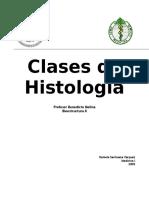 Clases de Histología IMPORTANTE - Copia