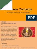 Hinduism Concepts