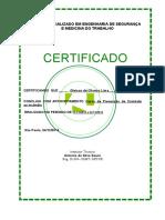 CIPA -CERTIFICADOS
