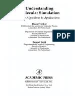 Understanding Molecular Simulations