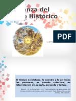 Enseñanza Del Tiempo Histórico resumen